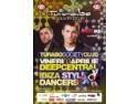 Ibiza Dancers si Deepcentral in Turabo Society Club-vineri, 3 Aprilie