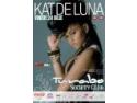 KAT DE LUNA - concerteaza in weekend la Turabo Society Club - Vineri 24 Iulie