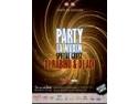 Adi Bulboaca. Party la Maxim - Special Guest - Dj Rabinu & Dj Adi @ Turabo Society Club - Vineri 08 Ian