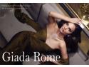 bijuterii cu diamante. Coperta catalog Giada Rome