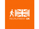 recruitment. Logo Recruitment UK SRL