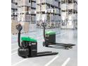 Transpaleții electrici Hangcha CBD sunt recomandați într-o mutitudine de aplicații, putând îmbunătăți enorm productivitatea personalului din depozite