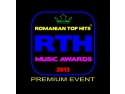 trofee. ROMANIAN TOP HITS Music Awards 2013