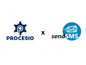 parteneriat PROCESIO & SendSMS