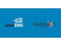 modul SendSMS pentru HubSpot