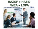 workshop actorie. HAZOP, HAZID, FMEA, LOPA - Managementul Riscului