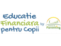educatie copii. Logo-ul site-ului Educatie Financiara Pentru Copii