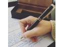 Poenari - Scrisul de mână