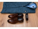 Cum asortăm pantofii, cureaua și șosetele pentru un aspect impecabil? Specialiștii Dovani au răspunsul Ultimo
