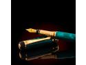 poenari. Stiloul poenari Classic Emerald