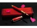 Surprinde-l de Dragobete cu un stilou de lux de la POENARI!  editia 38 de primavara