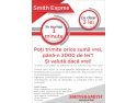 smith and smith. SERVICIU NATIONAL DE TRANSFER DE BANI LA TARIFE PROMOTIONALE!