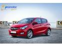 25% reducere la inchirierea unui Chevrolet Spark la Promotor Rent a Car Romania. Toate taxele incluse,  Km nelimitati si Anulare Gratuita a rezervarii rent dacia