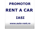 rent a car romania. Promotor Rent a Car IASI