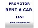 Iasi. Promotor Rent a Car IASI
