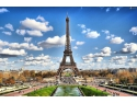 City break-ul in Paris, o alegere romantica puzzle 3D