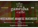 CAFFE D'ARTHE. Restaurant arabesc - Ganesha Caffe