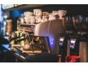 cafea capsule. Espressor automat de cafea