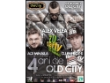 4 Ani de Old City Concert Alex Velea si ZU PARTY