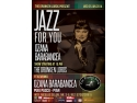 the dru. Jazz for You by Ozana Barabancea @ The Drunken Lords