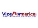 com. Lansare Portal VizeAmerica.com