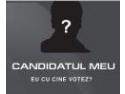 ovule candida. Candidatulmeu.ro te invita sa votezi bine, pentru tine.