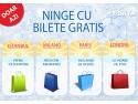 Ninge cu bilete gratis la eSKY.ro