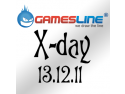 gamesline. X-day
