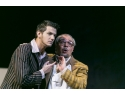Bogdan Alexandrescu. Bogdan Mihai (Ernesto) & Marco Filippo Romano (Don Pasquale). Photo by Thomas Dashuber