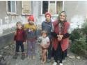 lemne de foc. familii sarace