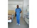 medic stol. Ajutor umanitar