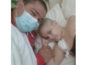 tineri cu cancer.  Ajutorul tău îi poate salva viața lui David, un copil care se luptă cu o forma rara de cancer osos
