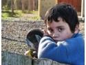 articole iarna copii. copii orfani