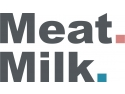 meat   milk. Logo Meat&Milk 2013