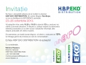Invitatie HBP EKO la CarnExpo