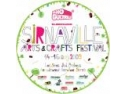 Creative Arts. SIRNAVILLE ARTS&CRAFTS FESTIVAL – un eveniment la inaltime