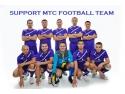 spatii pentru viata. Echipa de fotbal MTC