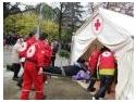 Voluntarii Crucii Roşii Sector 4 acordă primul ajutor la pelerinajul de la Patriarhia Română