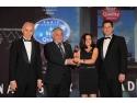 "rom quality cer. Inmanarea trofeului ""International Star for Leadership in Quality"" reprezentantilor CERTIND"
