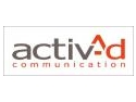 ad aut. ACTIV AD Communication sustine Dragobetele autentic