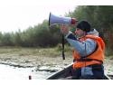 sacal auri. Monitorizarea sistemelor ecologice specifice sacalului in Delta Dunarii, octombrie 2012