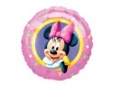 tort tematica. Balon folie metaliazata Minnie Mouse