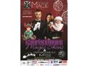 Teatrul de pe Lipscani. Afisul Spectacolului Christmas Magic Show