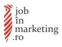 job-uri. Primul site cu job-uri DOAR din marketing - www.jobinmarketing.ro