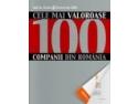 """Anuarul ZF """"Cele mai valoroase 100 de companii din Romania"""" in format digital"""