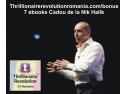 Conferinta Thrilionaire Revolution Romania cu Nik Halik la Cluj si Bucuresti in acest weekend