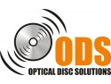 Optical Lenses. Logo ODS