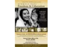 Shri Mataji Nirmala Devi. SAHAJA YOGA – ROMANIA prezinta in premiera in luna martie NIRMALA DEVI - Freedom and Liberation