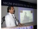 cardiologie. Studiu Sahaja Yoga de referinta la Conferinta Internationala de Cardiologie - Mumbai, ianuarie 2010