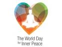 Emblema Zilei Internaționale a Păcii Interioare 2014